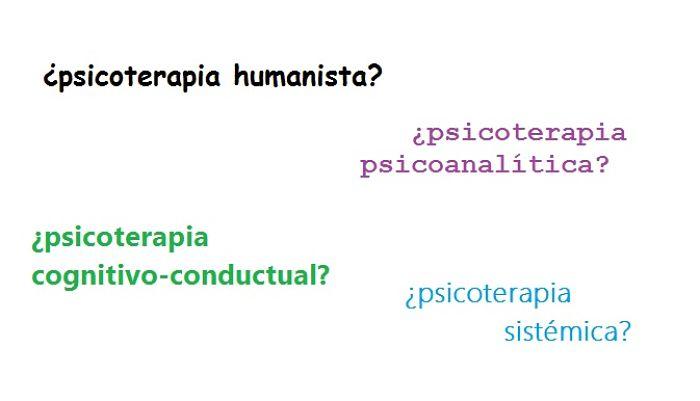 ¿Qué psicólogo elegir?