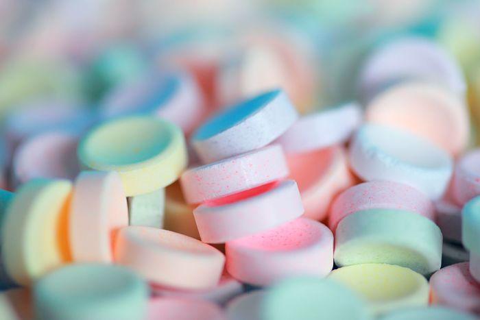 Píldoras de bienestar